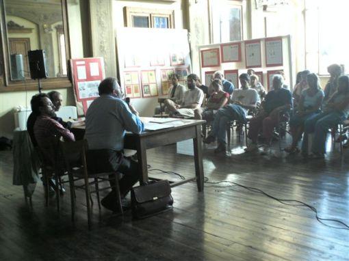 Commemorazione di Sacco e Vanzetti luglio 2007